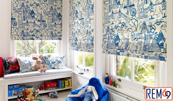 Cách chọn rèm cuốn Hải Phòng đẹp nhất