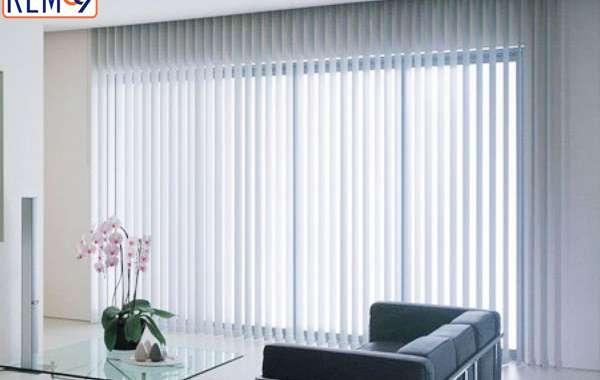 Lý do nên chọn rèm lá dọc tại Hải Phòng