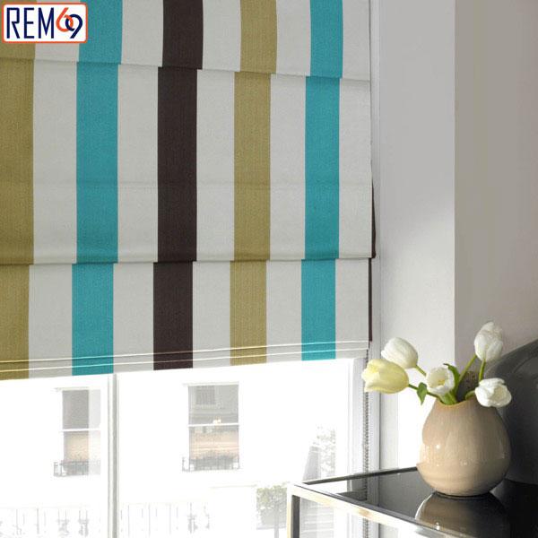 Mẫu rèm roman Hải Phòng cho căn nhà thêm ấn tượng