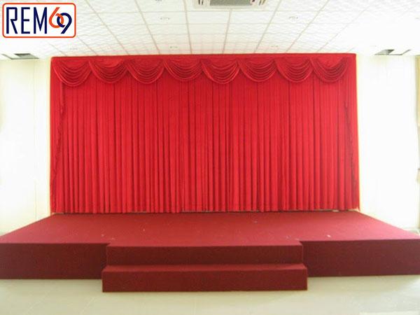 Rèm sân khấu đẹp và phù hợp nhất