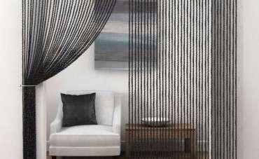 Những điều bạn chưa biết về rèm sợi trang trí