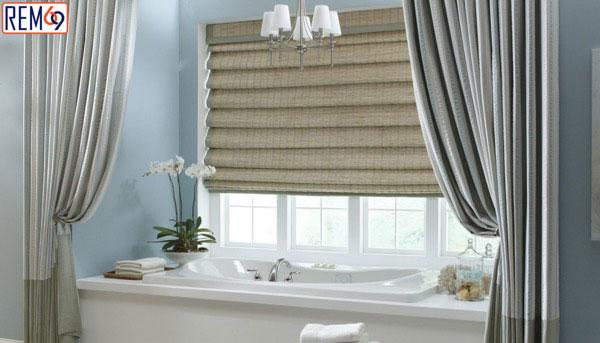 Lưu ý gì khi chọn rèm nhà tắm?