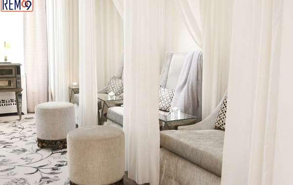 Bí quyết chọn và may khăn trải giường spa tại Hải Phòng
