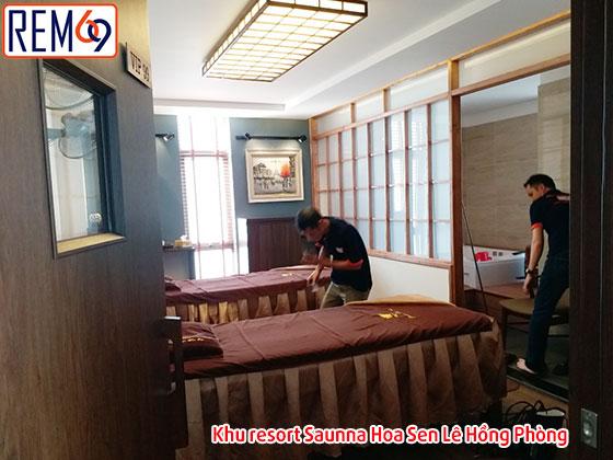 rem manh resort saunna le hong phong