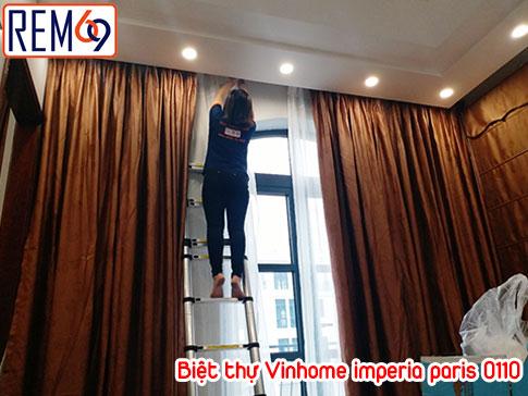 Biệt thự Vinhome Imperia Paris 0110