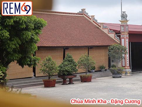 Chùa Minh Kha, Đặng Cương, An Dương