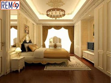 Lựa chọn mành rèm cho khách sạn