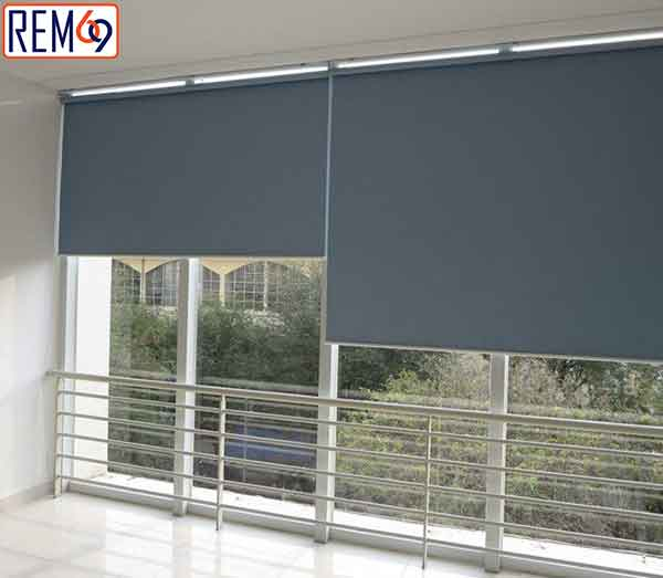Các loại rèm cửa sổ cuốn tại Hải Phòng