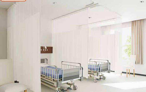 Cung cấp và lắp đặt rèm bệnh viện tại Hải Phòng
