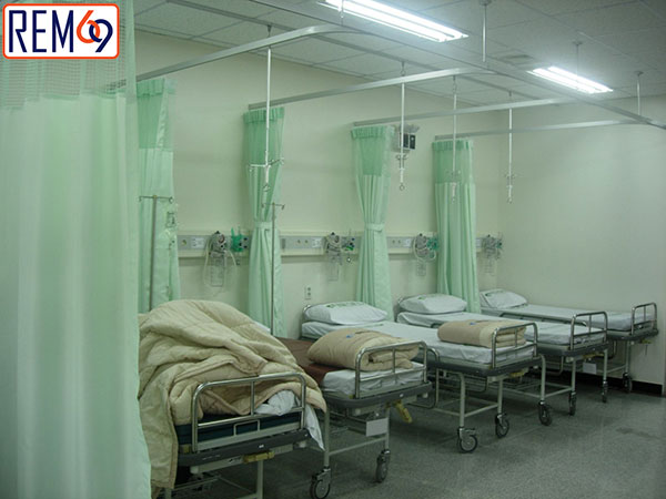 rèm bệnh viện tại Hải Phòng
