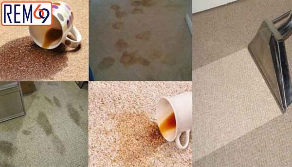 giặt thảm sàn nhà tại hải phòng