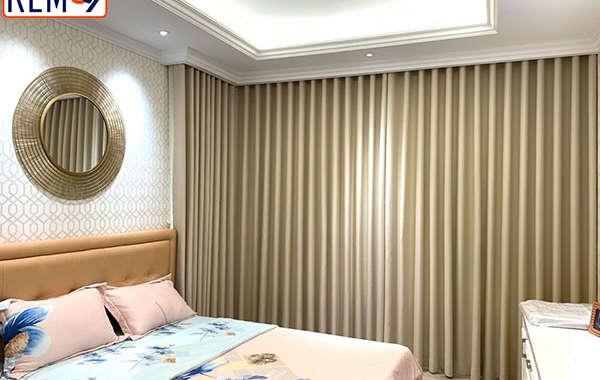 Rèm cửa đẹp cho phòng ngủ không thể bỏ qua