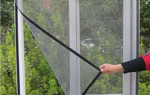 Rèm lưới chống muỗi Hải Phòng