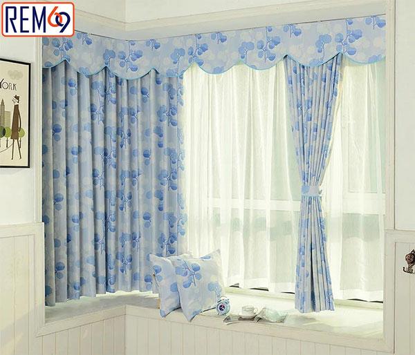 mẫu rèm đẹp cho cửa sổ lồi hải phòng