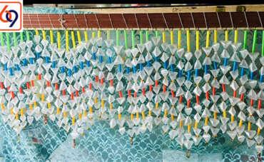 Cách làm rèm cửa handmade