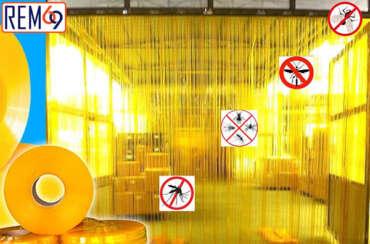 Rèm nhựa ngăn côn trùng Hải Phòng hiệu quả
