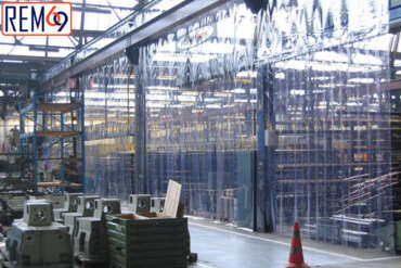 Bán rèm công nghiệp chống tĩnh điện tại Hải Phòng